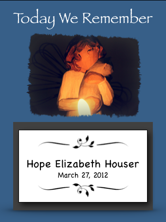 Hope Elizabeth Houser