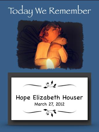 Hope Elizabeth Houser
