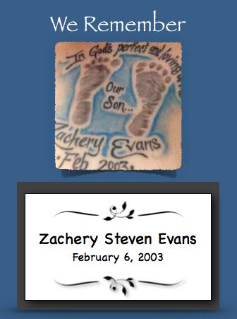 Zachery Steven Evans 2