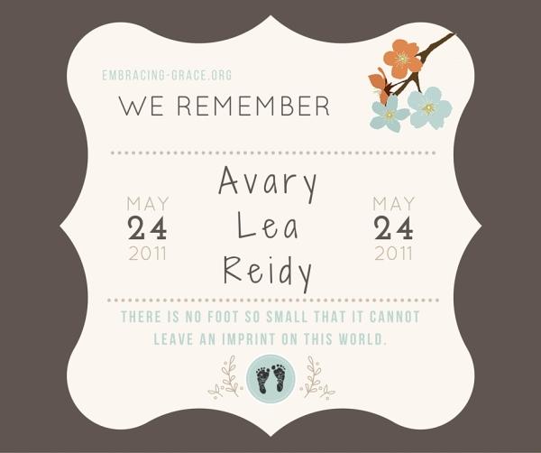 Avary Lea Reidy 5.24.11