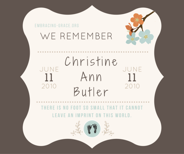 Christine Ann Butler