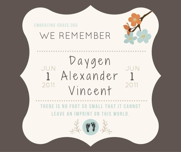 Daygen Alexander Vincent 6.1.11