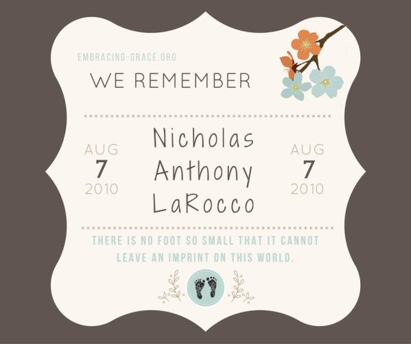 Nicholas Anthony LaRocco