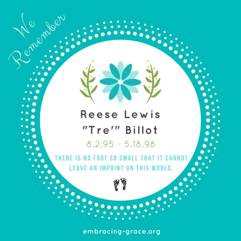 Reese Lewis -Tre'- Billot, III