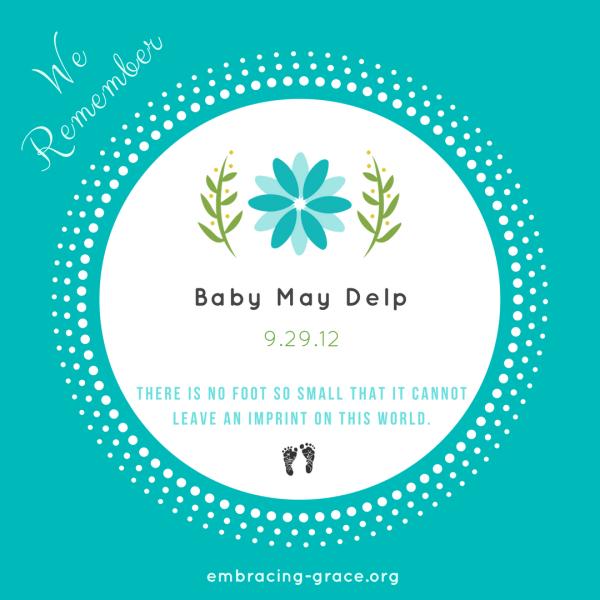 Baby May Delp
