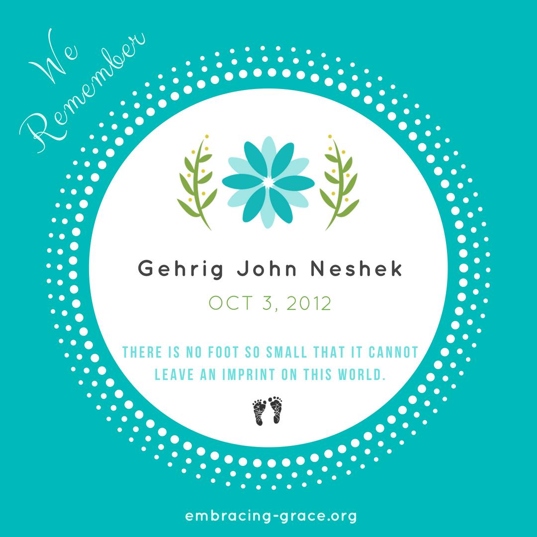 Gehrig John Neshek