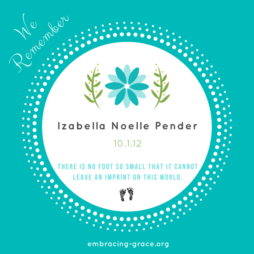 Izabella Noelle Pender